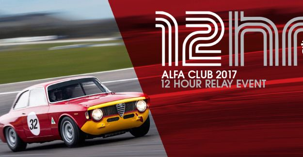 Alfa Club Relay Winton 12 Hour Regularity Relay