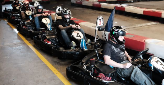 Port Macquarie Mazda Go-Kart Challenge