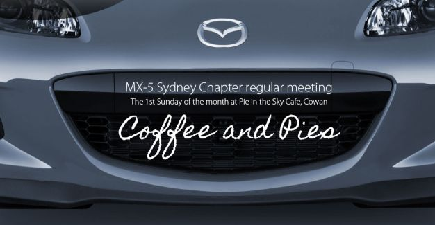 Coffee and pies Sydney chapter