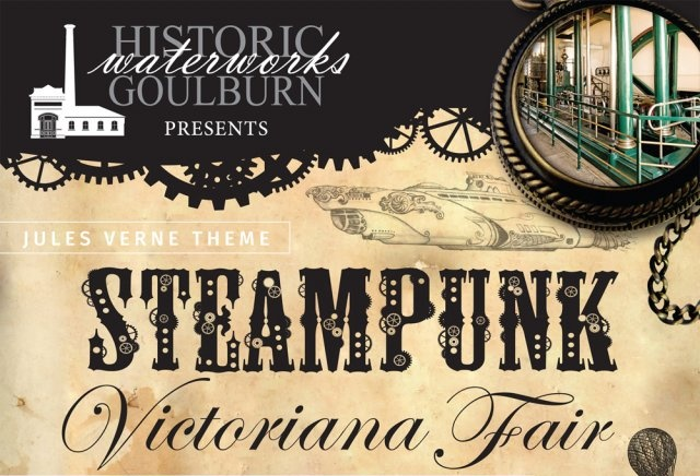 Steampunk Victoriana Fair