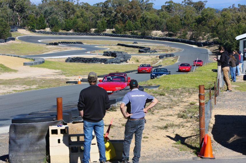 Marulan Driver Training Day - 17th May 2015 - Pic2