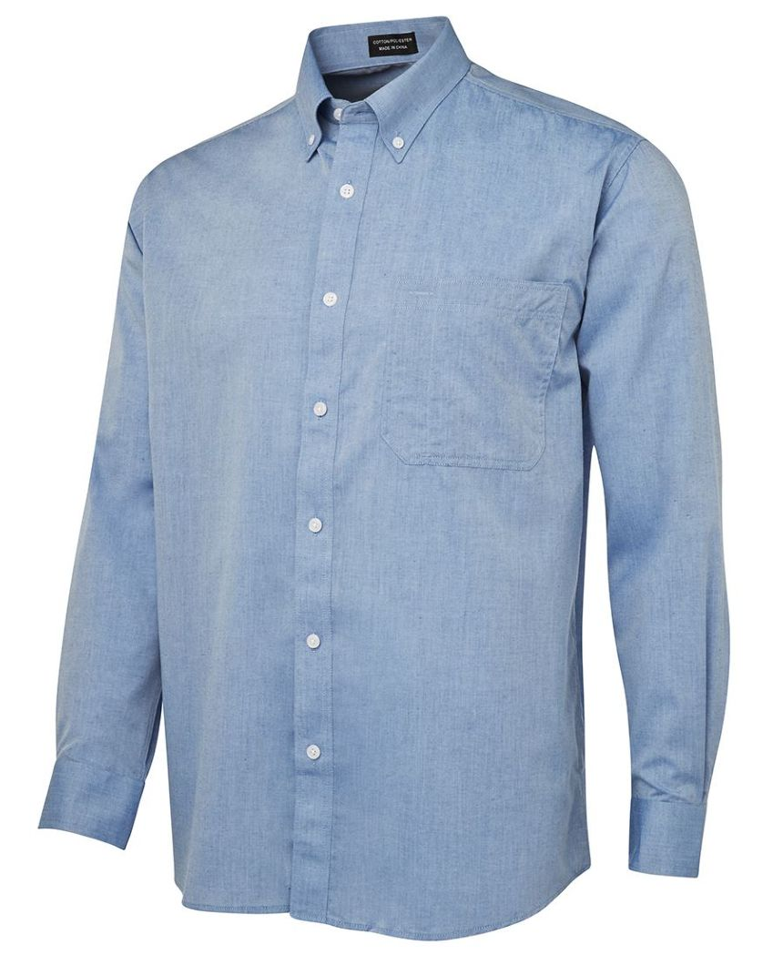Chambray Shirt - Mens