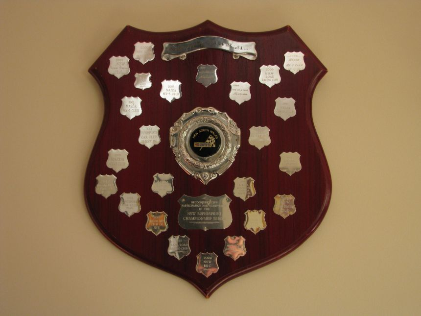 CAMS NSW Supersprint Championship Club Shield