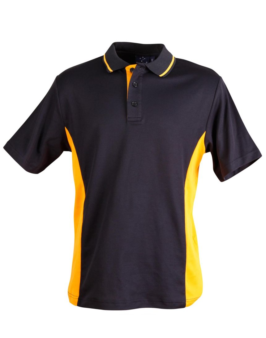 Canberra SS Mens Polo