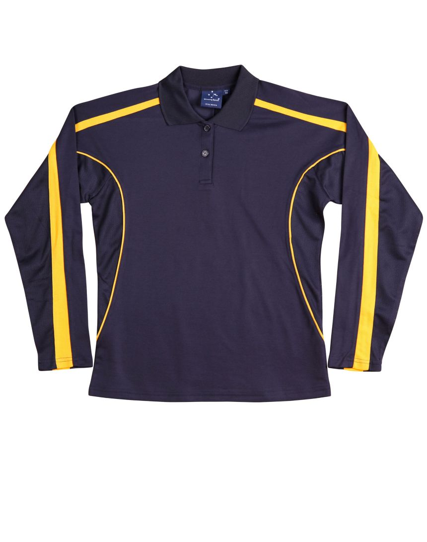 Canberra LS Ladies Polo