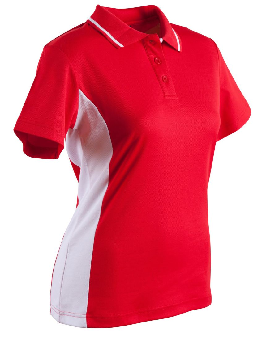 Illawarra Polo Shirt Short Sleeve Ladies