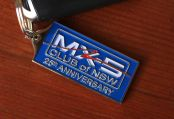 Club 25th Anniversary keyring