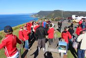 Starting point at Bald Hill Headland Reserve