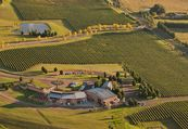 Aerial photograph of Southern Highland Wines