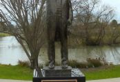 Sir Samuel McCaughey Memorial, Yanco