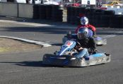 Illawarra Karting 2017 at Kembla Grange - photo by Sue Stone