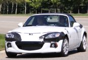 MX-5 ND test mule caught by autobild.nl in September 2013