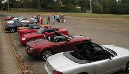 The Gathering of the MX-5's