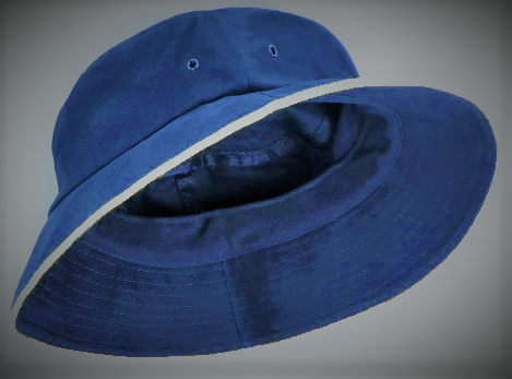 Sydney bucket hat with trim